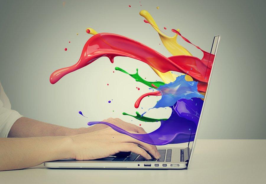 Η ερμηνεία των χρωμάτων στην έντυπη επικοινωνία