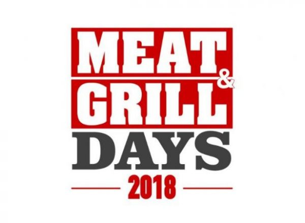 H Studio Live στην έκθεση Meat & Grill Days 2018!